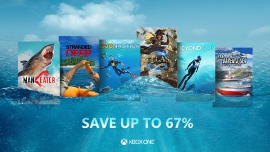 Photo of Take a Dive into the Deep Sea Discount Sale