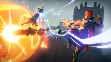 Photo of First details on Clash, a new team deathmatch mode coming to Spellbreak