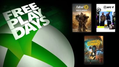 Photo of Free Play Days – Fallout 76, UFC 4, and Destroy All Humans!