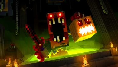 Photo of Minecraft Dungeons Spooky Fall Event Starts Now!